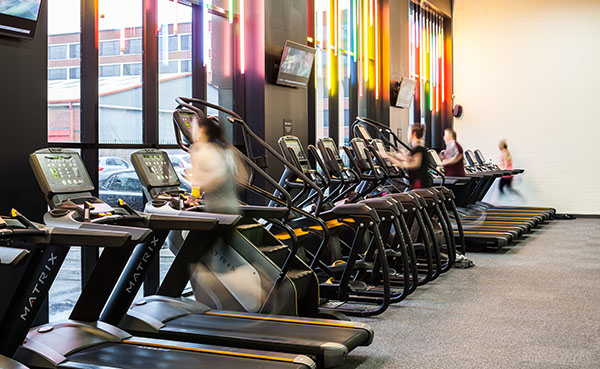 Le palestre Pure Gym si quotano a Londra