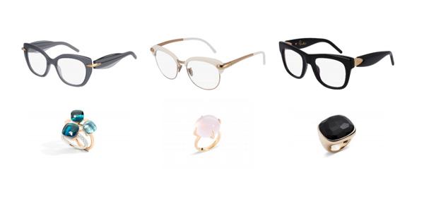 Pomellato lancia gli occhiali da vista