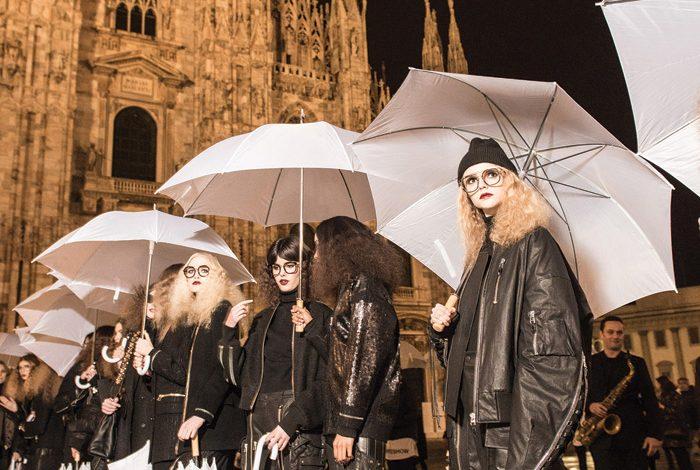 Milano cerca la moda