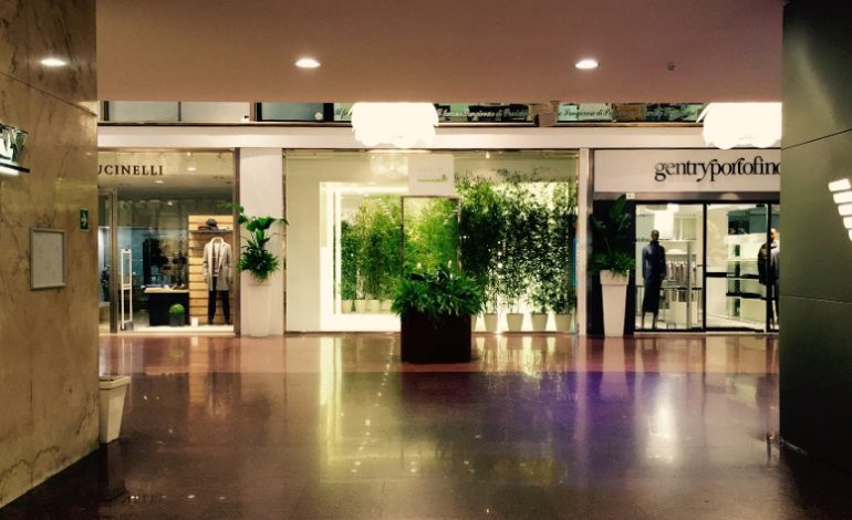 Galleria Cavour amplia la sua rosa di brand