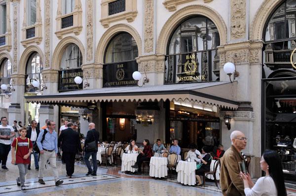 Massimo Dutti conquista la Galleria