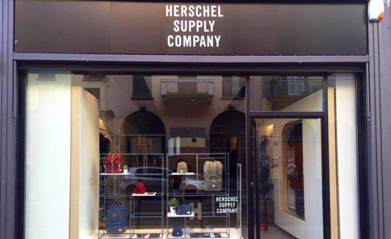 Gli zaini Herschel aprono in Italia