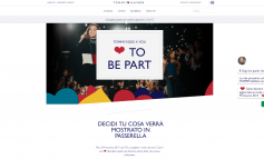 Hilfiger chiede ai follower il parere 'preventivo'