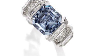 Un diamante da 25 mln in asta da Sotheby's