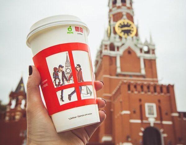 Anche Uniqlo torna in Russia. Col caffé