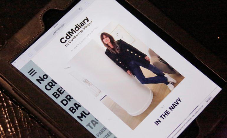 Chanel controcorrente. Lancia sito 'old school'