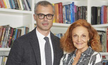 Riva lascia Diane von Fürstenberg