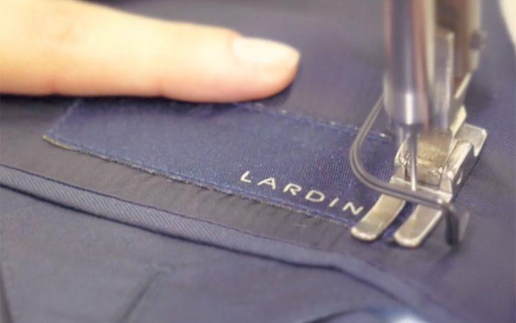 Lardini apre a Milano il suo primo store in Italia