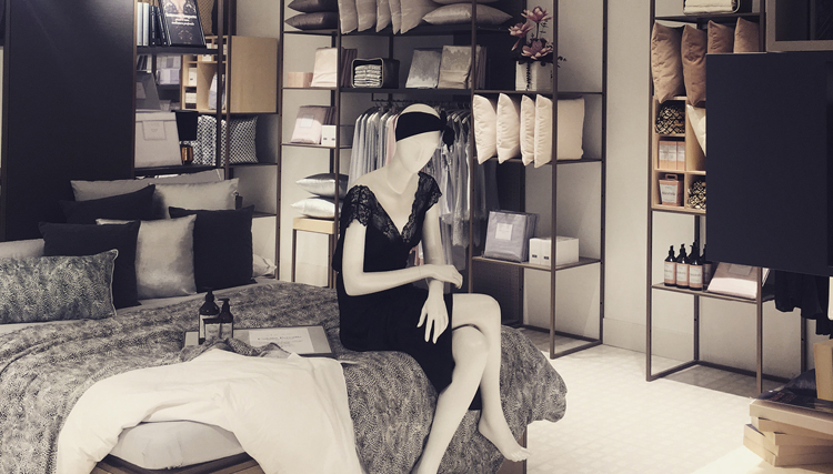 Yamamay, store più grande a Milano