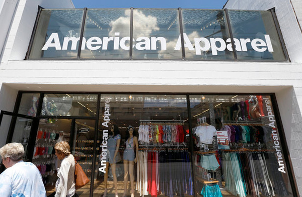 American Apparel torna in Chapter 11