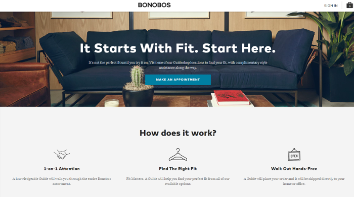 Bonobos cerca 100 mln di dollari
