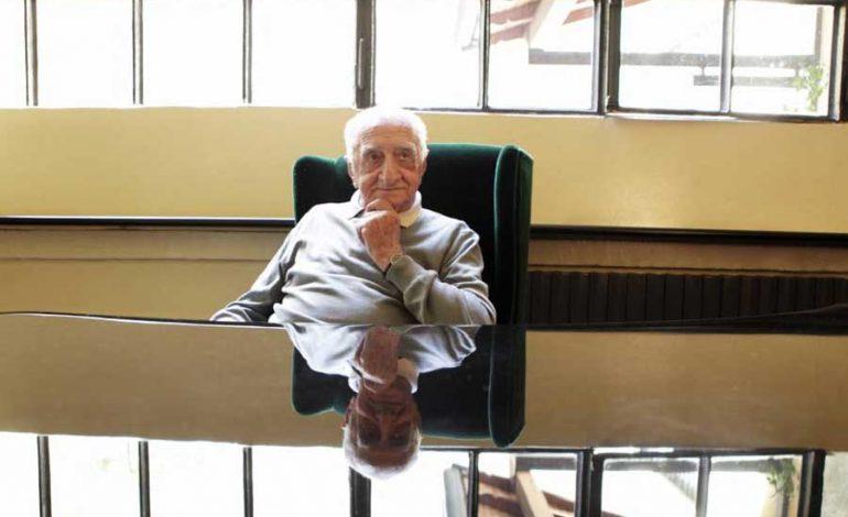 Addio all'architetto Luigi Caccia Dominioni