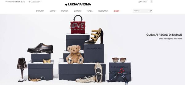 Luisaviaroma, le vendite online arrivano al 90%*