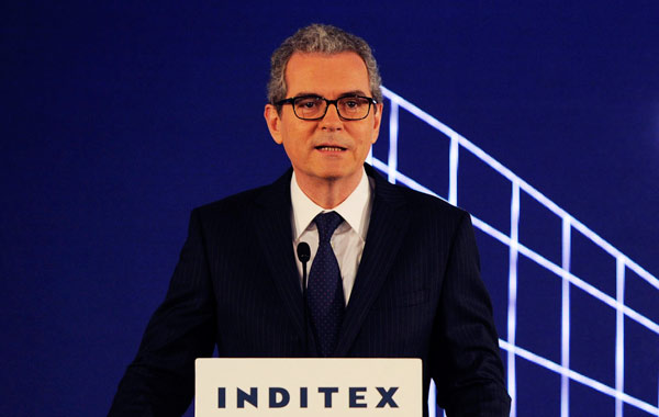 Inditex amplia il super hub in Galizia