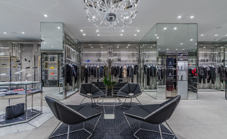 Philipp Plein apre 10 store nel mondo
