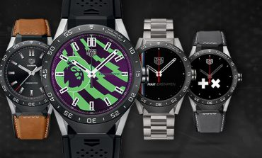 Tag Heuer, lancette made in Silicon Valley