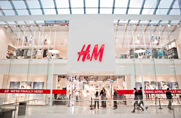 H&M, niente più dati mensili