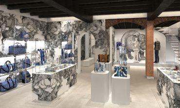 Louis Vuitton apre il primo pop-up italiano