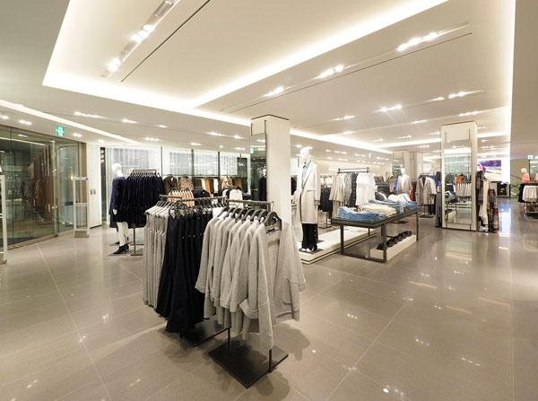 Zara, primo store in un aeroporto italiano