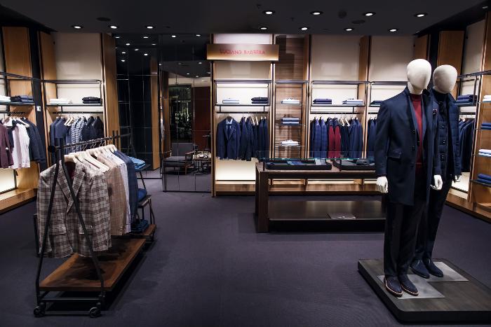 Luciano Barbera, nuovo shop a Mosca
