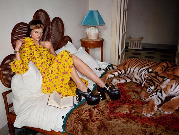 Gucci presenta la campagna P/E 2017
