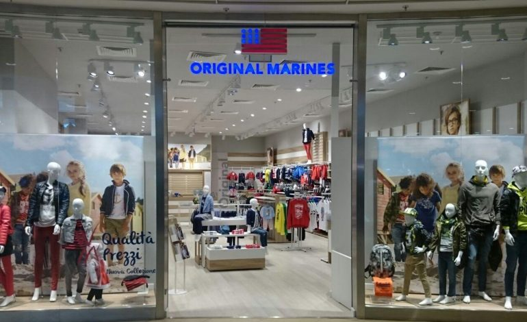 Original Marines si espande a Est