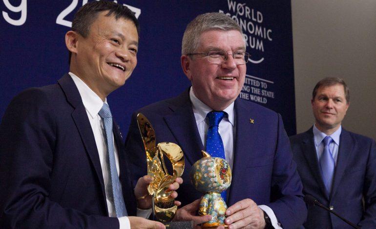 Alibaba si prende le Olimpiadi fino al 2028