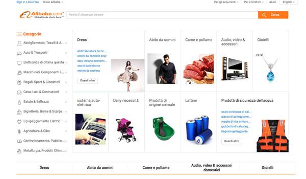 Svolta Alibaba, denuncia 2 suoi retailer
