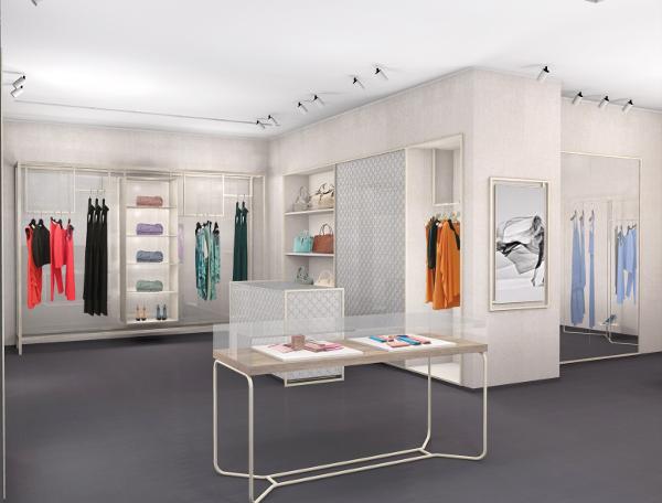 Maria Grazia Severi apre il primo store a Milano