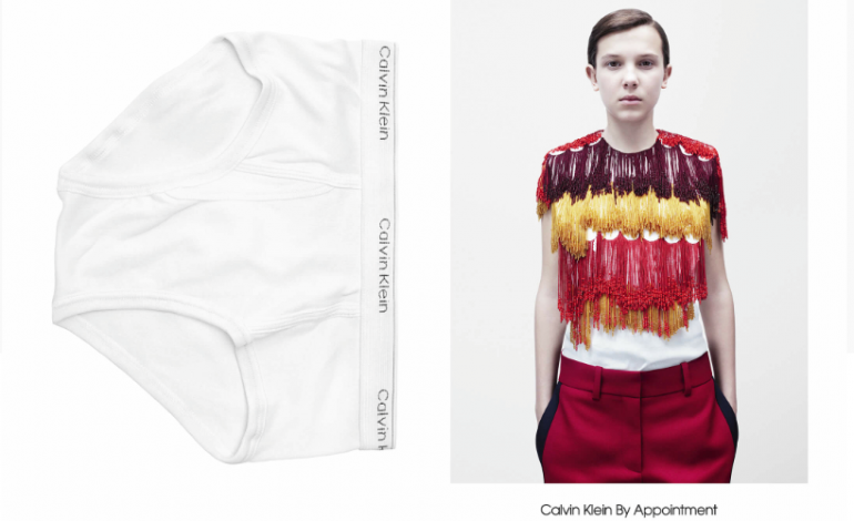 Calvin Klein, sul web debutto couture di Simons