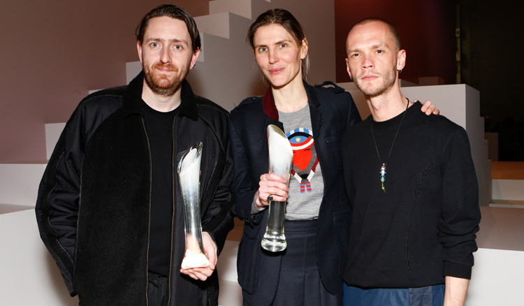 Cottweiler e Hearst trionfano al Woolmark Prize