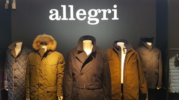 Allegri, è tempo di monomarca a Milano
