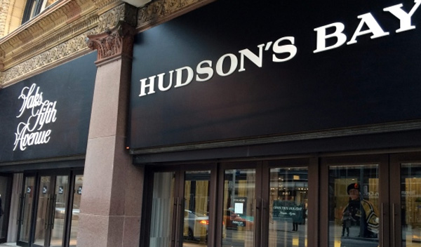 Hudson's crolla in Borsa per colpa di Saks
