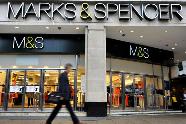 Risorge il fashion di Marks & Spencer (+3,1%)