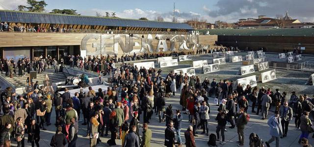Il tessile in sciopero sbarca a Pitti