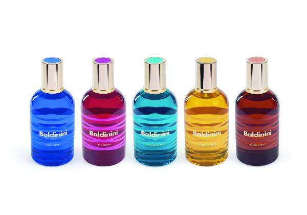 Baldinini, brand extension sui profumi