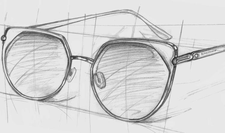 Longchamp, esordio eyewear con Marchon