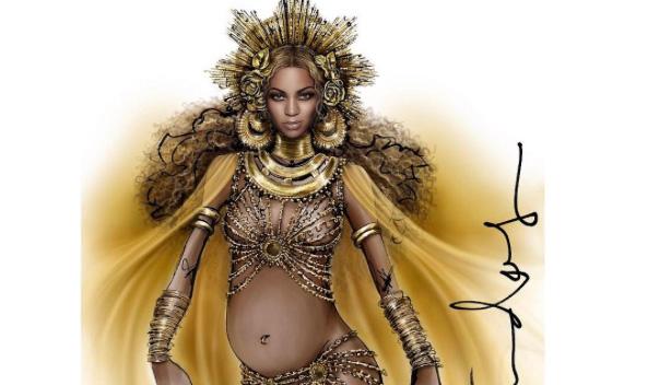 Beyoncé svela la collezione di Dundas