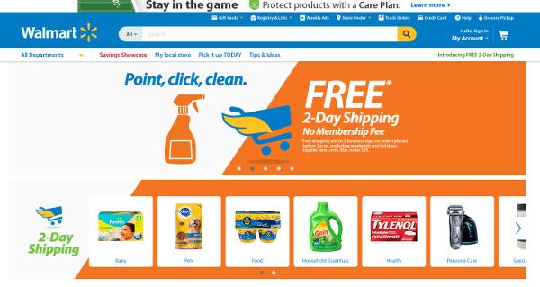 Walmart, i pacchi 'flash' diventano gratis