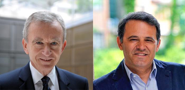 Lvmh-Marcolin, aumento di capitale e jv per i brand francesi