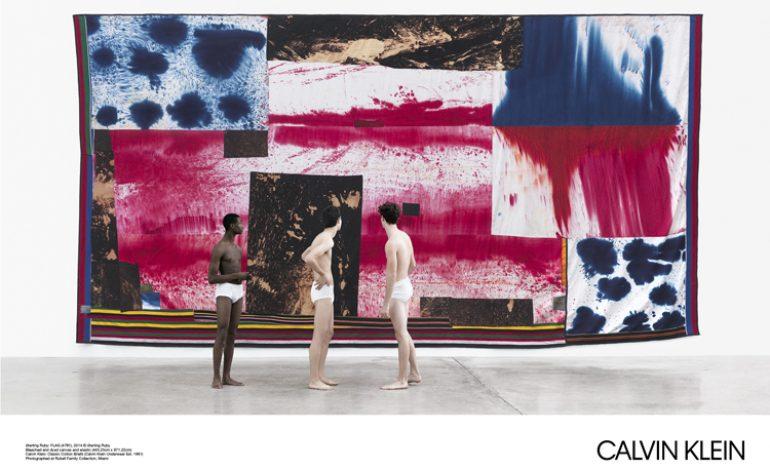 Calvin Klein, dagli addominali all'arte sotto Raf Simons