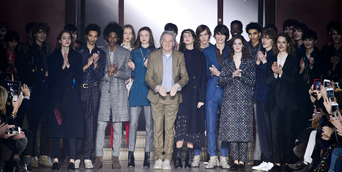Paul Smith in calo del 6,7% nei 12 mesi