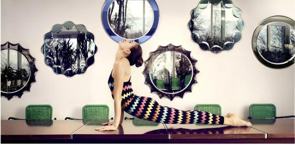 Missoni lancia l'activewear con Mytheresa