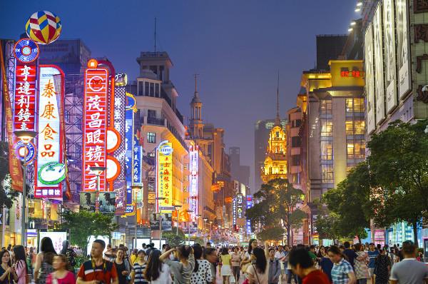In Cina si vince con web e consumo locale