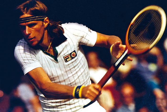 Quel tennis italian-style