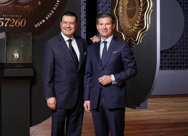 Vacheron Constantin, Ferla è il nuovo CEO