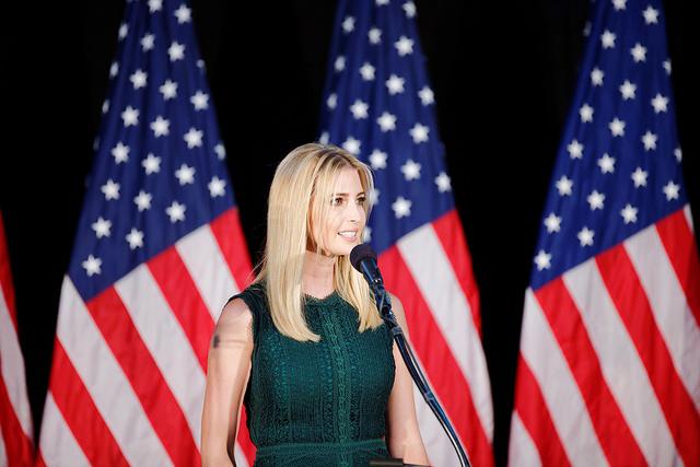 Il brand Ivanka benedice Trump: +557%