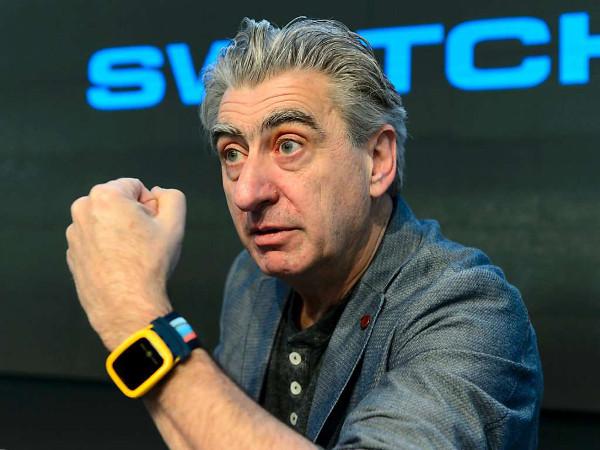 Ripensamenti/1 – Swatch studia supersmart watch