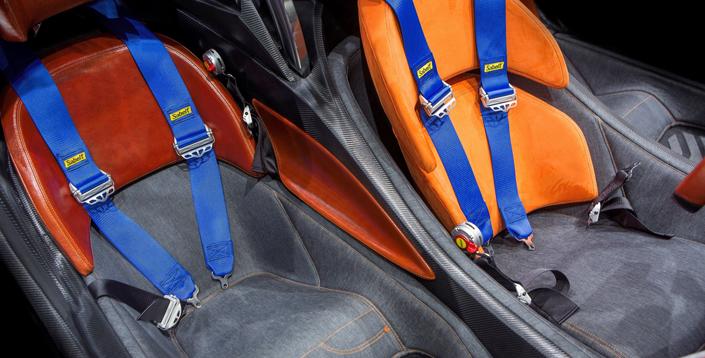 Giugiaro, una Super Car con Pt Pantaloni Torino