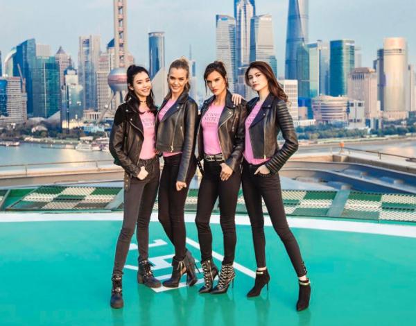 Victoria's Secret porta la lingerie in Cina